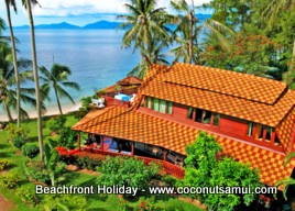 Koh Samui holiday villas for rent