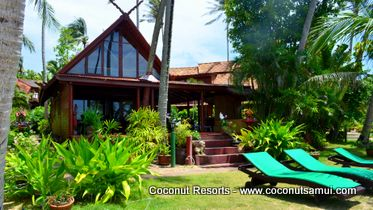 samui holiday villa coconut village a2