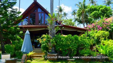 samui holiday villa coconut village a9