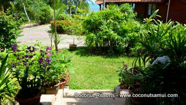 samui holiday villa coconut village b1