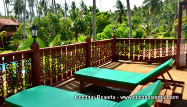 samui holiday villa coconut village b3