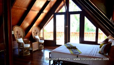 samui holiday villa coconut village b6